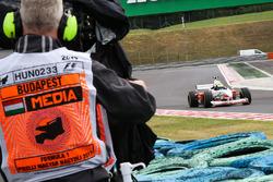Kameraman, Zsolt Baumgartner, 2 Koltuklu F1 Pilotu