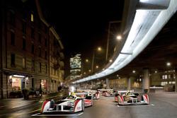 Il tracciato della Formula E a Zurigo