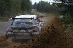 Кантен Жильбер и Рено Жамуй, Škoda Fabia R5