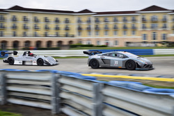 #40 FP2 Norma M20F, Ethan Low, Speed Syndicate Motorsports, #31 MP1A Lamborghini Gallardo R GT3, Sergio Lagana, Champ 1 Motorsports