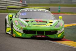 #333 Rinaldi Racing Ferrari 488 GT3: Alexander Mattschull, Rinat Salikhov, Norbert Siedler, Matteo Malucelli