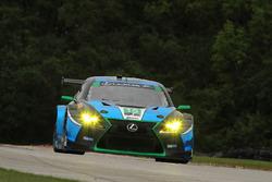 #15 3GT Racing Lexus RCF GT3: Scott Pruett, Jack Hawksworth