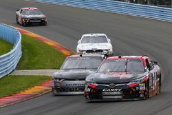 Dylan Lupton, JGL Racing Toyota and Brandon Jones, Richard Childress Racing Chevrolet