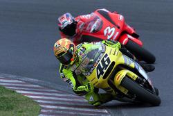 Valentino Rossi, Honda, Max Biaggi, Yamaha