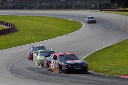 Dylan Lupton, JGL Racing Toyota and Regan Smith, Joe Gibbs Racing Toyota