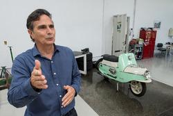 Zu Besuch bei Nelson Piquet