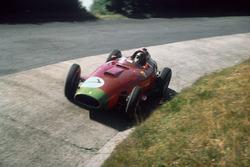 Peter Collins, Lancia Ferrari D50 801