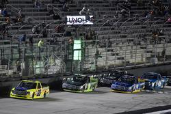 Matt Crafton, ThorSport Racing Toyota and Austin Cindric, Brad Keselowski Racing Ford