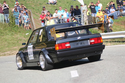 Martin Oliver Bürki, BMW M3 E33, Autersa Racing