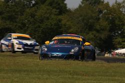 #98 DXDT Racing Porsche Cayman: David Askew, Aaron Povoledo