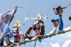 Norberto Fontana, JP Carrera Chevrolet, Mariano Werner, Werner Competicion Ford, Christian Ledesma, Las Toscas Racing Chevrolet