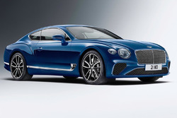 Präsentation: Bentley Continental GT