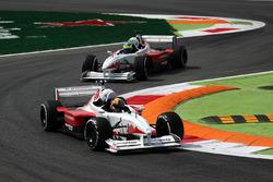 Zsolt Baumgartner, F1 Experiences, Dopperlsitzerfahrer, Patrick Friesacher, F1 Experiences, Dopperlsitzerfahrer