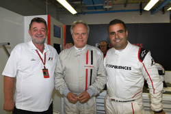 F1-Doppelsitzer: Paul Stoddart, Gene Haas, Zsolt Baumgartner