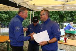 Rolf Tremp et Christian Mettler