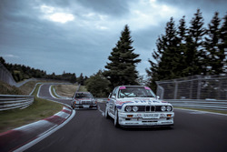 Johnny Cecotto, BMW M3 DTM ve Klaus Ludwig, Mercedes 190 E DTM
