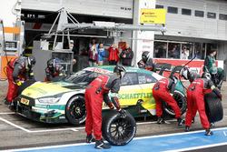 Піт-стоп, Майк Роккенфеллер, Audi Sport Team Phoenix, Audi RS 5 DTM