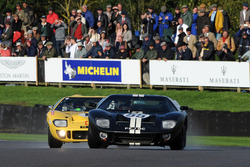 Whitsun Trophy: Nick Padmore GT40 Chris Ward