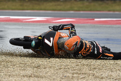 Авария: Адам Норродин, SIC Racing Team