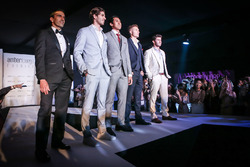 Marc Gene, Ferrari, Antonio Giovinazzi, Sean Gelael, Sergey Sirotkin, Renault Sport F1 Team, Testfahrer