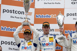 Podium: 2. #20 Mercedes-AMG Team Zakspeed, Mercedes-AMG GT3: Yelmer Buurman, Nicolai Sylvest