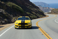 Test Ford Mustang Shelby GT 350R