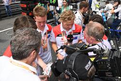 Martin Brundle, Sky TV, F1 in Schools World Champions