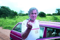 James May Mozambik'te