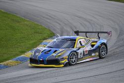 #13 Ferrari of Ontario Ferrari 488 Challenge: Marc Muzzo