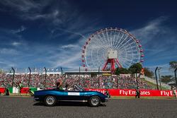 Pascal Wehrlein, Sauber lors de la parade des pilotes