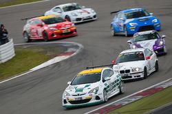 Lena Strycek, Volker Strycek, Opel Astra OPC Cup