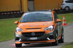 Sandro Fehr, Opel Corsa OPC, Flammer Speed Team, Rennen 1