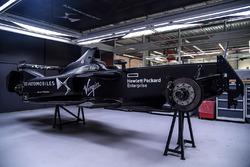 Kunjungan pabrik DS Virgin Racing