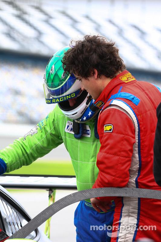 Tracy Krohn, Dominik Farnbacher - TRG Porsche