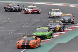 #29 Manor MP Motorsport Dodge Viper: Bert de Heus, Daniel de Jong, Leon Rijnbeek, Miro Konopka