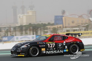 #127 GT Academy RJN Nissan 370Z: Lucas Ordonez, Wolfgang Reip, Mark Schulzhitskiy, Steve Doherty, Roman Rusinov