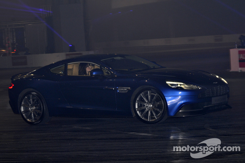 Aston Martin in de live action arena
