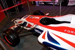 New Formula 4 car