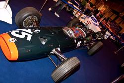 Jackie Stewarts BRM P261