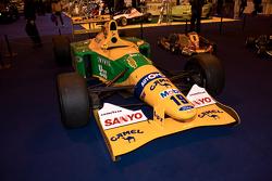 1992 Beneton F1 car