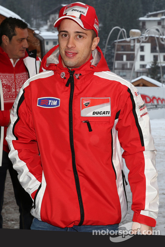 Andrea Dovizioso, da Ducati Marlboro Team