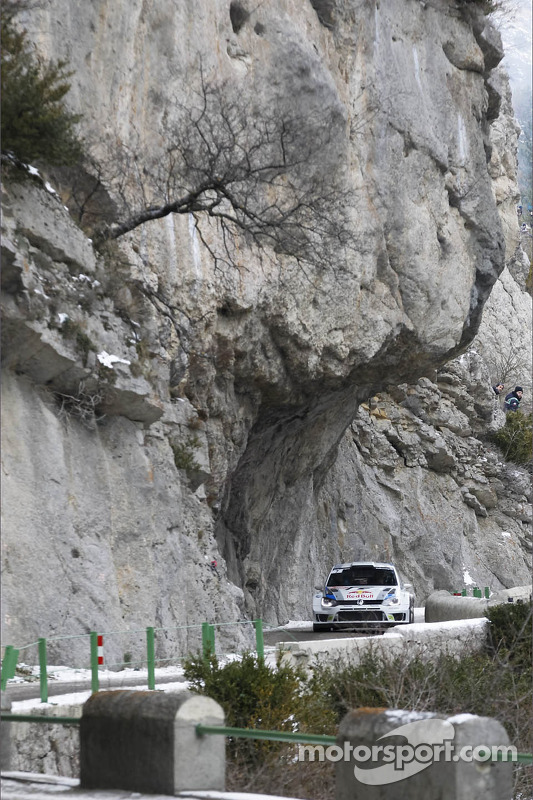 Jari-Matti Latvala e Miikka Anttila, Volkswagen Polo WRC, Volkswagen Motorsport