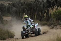 #254 Yamaha: Ignacio Casale