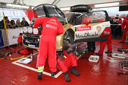 Sébastien Loeb and Daniel Elena, Citroën DS3 WRC, Citroën Total Abu Dhabi World Rally Team