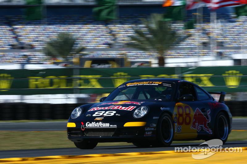 #88 Ranger Sports Racing Porsche 997: Marcelo Abello, Dieter Quester