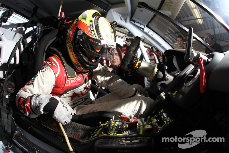 Dion von Moltke practices driver changes