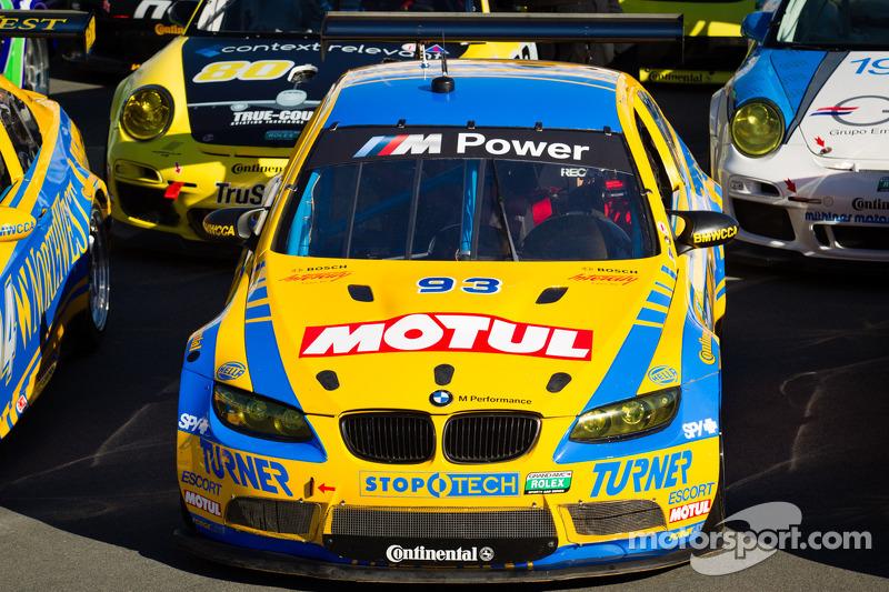 #93 Turner Motorsport BMW M3