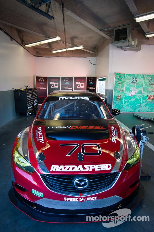 #70 Mazdaspeed Speedsource Mazda6 GX