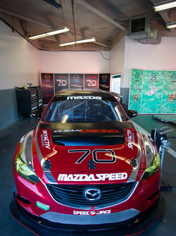 #70 Mazdaspeed Speedsource Mazda6 GX