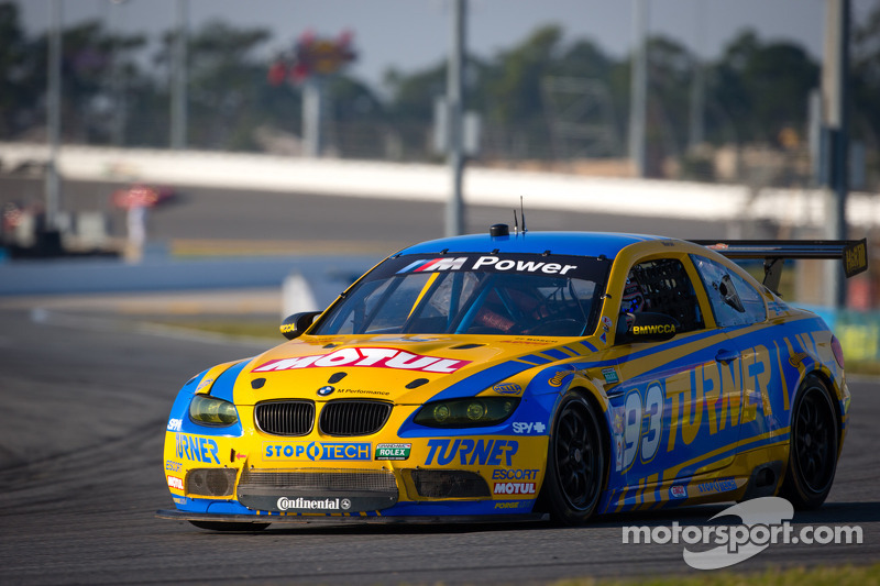 #93 Turner Motorsport BMW M3: Will Turner, Michael Marsal, Bill Auberlen, Maxime Martin, Andy Priaulx, Gunter Schaldach